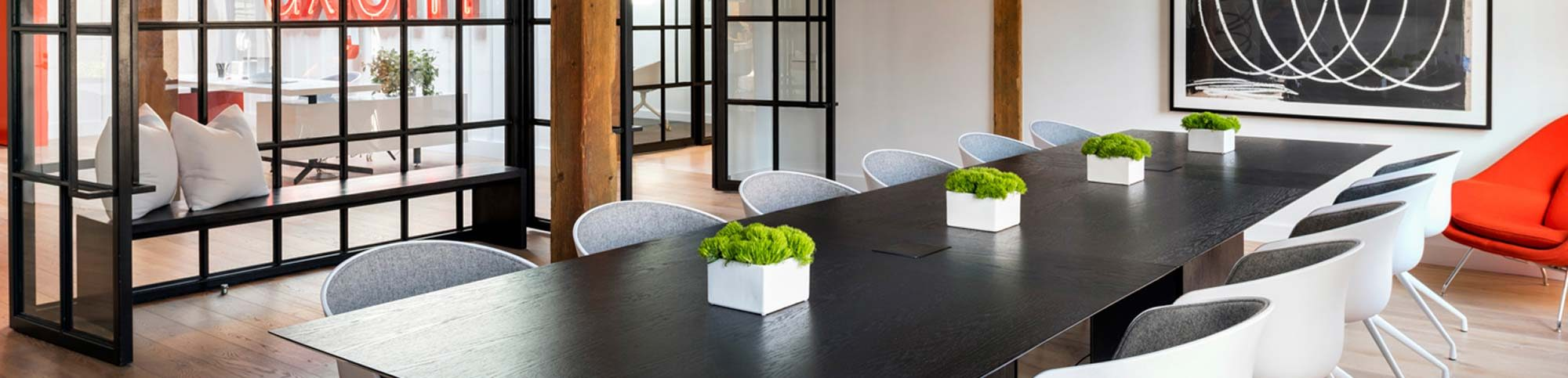 Interior office space table top articles only table tops for Office design trends articles